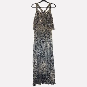 "American Rag ""Phoenix"" Classic Black Maxi Dress"